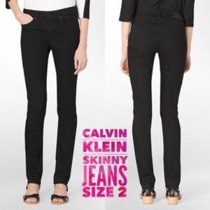 Calvin Klein Black Ultimate Skinny Jean